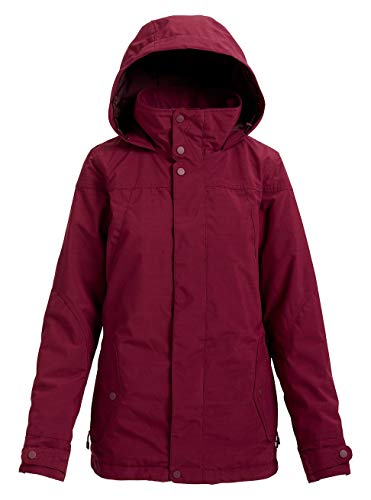Burton Damen Jet Set Snowboard Jacke, Port Royal Heather, S