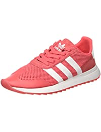 Amazon.co.uk: adidas Red Trainers Women's Shoes: Shoes