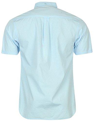 Pierre Cardin - Chemise casual - Homme Multicolore - Bleu clair