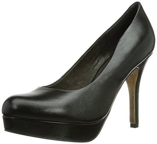 Tamaris22419 - Scarpe con Tacco donna Black (Black Leather 003)