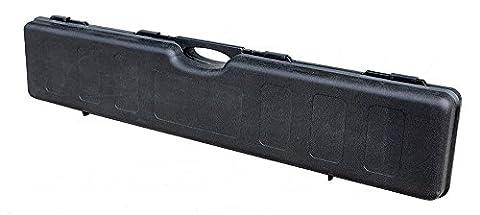 Kunststoffkoffer, Waffenkoffer, Gewehrkoffer von Leader für eine Langwaffe mit Zielfernrohr