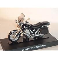 Moto GUZZI California 1994 Schwarz 1/24 De Agostini Modellmotorrad Modell Motorrad Sonderangebot