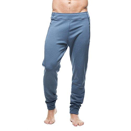Houdini Herren Fleece Hose Ms Lodge Pants, Summit Blue, XXL, 2248943135 (Lodge Blue Mountain)