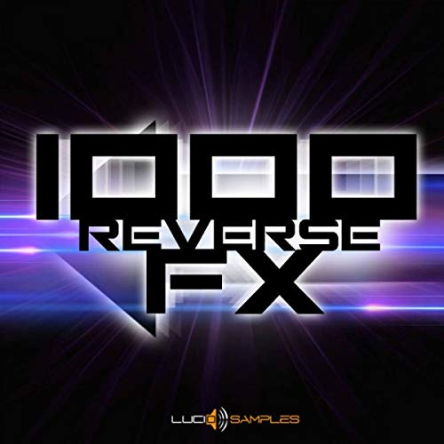 1000 Reverse FX - Download Excellent Sound Effects Collection | Apple Loops/ AIFF | DVD non Box -