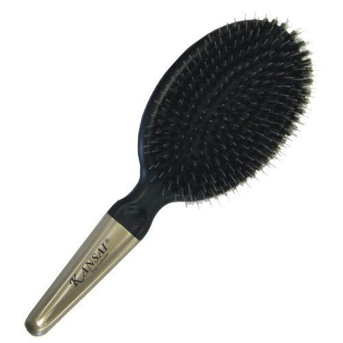 KANSAI Paddle Brush Ovale Medium