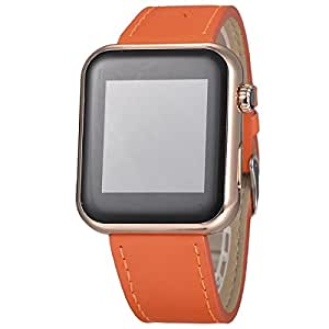 Newest Multipurpose Bluetooth Smart Watch with LCD Display / Pedometer / Dialer / Music Player / Camera / Alarm - 4 Colors
