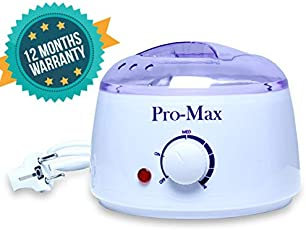 Pro-Max Professional Wax Heater (With 1 Year Warranty) 500cc with Tempreture Control