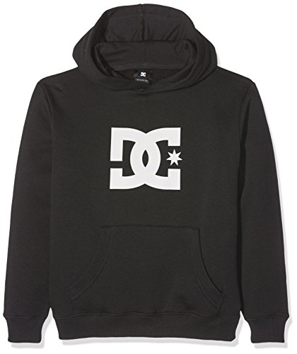 dc-shoes-star-ph-sudadera-con-capucha-para-nino-color-negro-talla-l