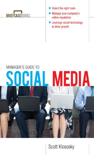 Manager's Guide to Social Media (Briefcase Books Series) (English Edition)