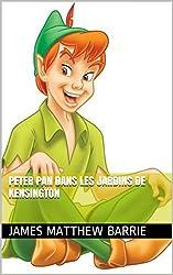 Peter Pan dans les Jardins de Kensington