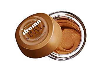 Maybelline Dream Matte Mousse 60 Caramel - foundation makeup (Women, Cream, Pot, Caramel, Deep, Combination skin, Normal skin, Oily skin)