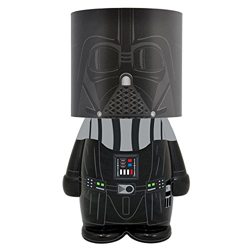 Look A Lite G15885 - Lámpara, diseño Darth Vader, 25 cm - Lámpara Star Wars Darth Vader (25 cm)
