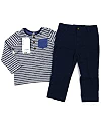 Baby Boys 2 Piece Outfit T-Shirt Jeans 3 - 36 Months
