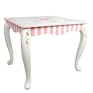 Fantasy Fields Childrens Princess & Frog Holz-Tisch & Stuhl Set W-7395A