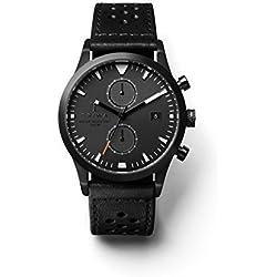 Mens Triwa Sort of Black Lansen Chrono Chronograph Watch LCST112CR010113