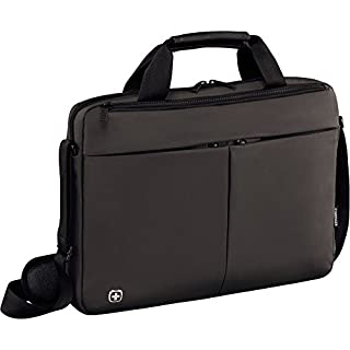 Wenger 601080 Format 35,6 cm (14 Zoll) Laptop Slimcase mit Tablet Tasche grau