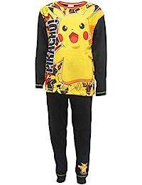 Pokemon Pikachu Niños Pijamas