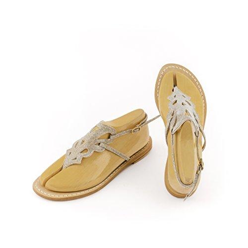 Handmade sandals in very leather - Sandali artigianali in vero cuoio e pelle - Modello Giglio.