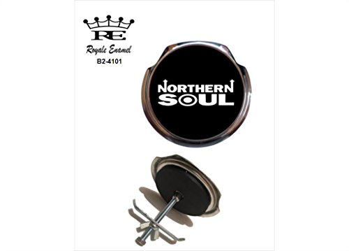Royale Emaille Royale Car Grill Badge – Northern Soul B2. 4101