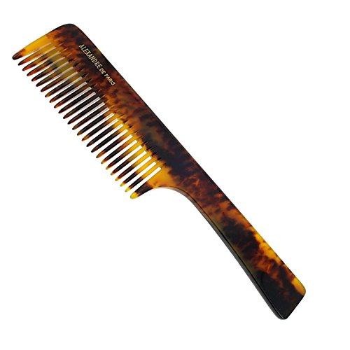Alexandre De Paris Femme Peigne Renforcer Tokyo Démêlante & coiffer les cheveux de toutes longueurs et – 19 cm