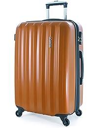 Hartschalen-Kofferset, Trolley, Koffer, Reisekoffer, 76/66/56 cm, 120/80/45L, 16 Farben, 4 Rollen, Einzeln oder als Sparset, von XAVION