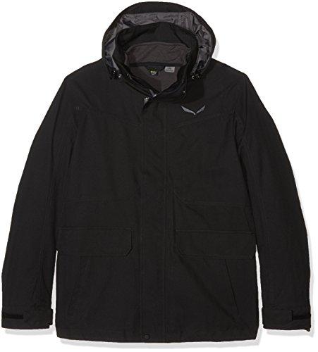 Salewa Damen Ciampac Shell Jacket-2-Lagen Jacke Black Out Int.0730