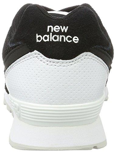 Nuovo Equilibrio Bambini Unisex Kl574wtg M Sneakers Nero - Bianco