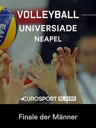 Volleyball: Universiade 2019 in Neapel (ITA) - Finale der Männer