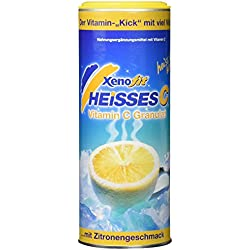 Xenofit Vitamin C-Getränk Heisses C, 270g für ca. 30 Portionen