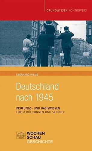 Deutschland nach 1945