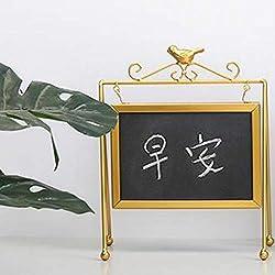 Bleistift-Kasten-Feder-Halter-Briefpapier-Art liefert Usableness Kreative Vogel-Tafel-Ausgangsdekoration Studenten Gift Shop Zähler Message Board Large