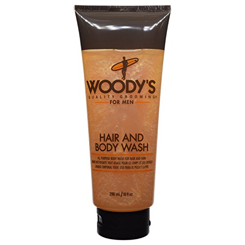 Woody's Hair and Body Wash 296 ml