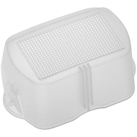 Pixel blanco Flash Difusor Softbox Bouncer difusor accesorio para Nikon SB700 Speedlite Difusor
