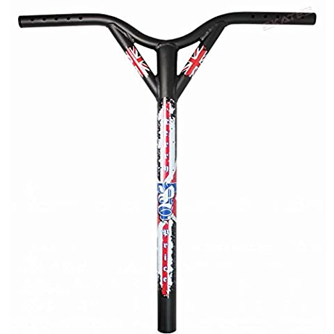 Madd Gear Pro MGP Terry Price Signature Handlebars - Black