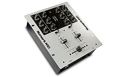 Numark M101 DJ mixer Mixer, mixing desk