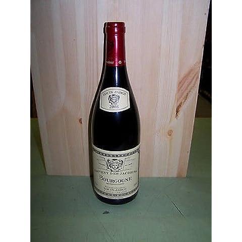 Bourgogne Couvent Des Jacobins 75 cl Louis Jadot 2008 Rosso Appellation Controle