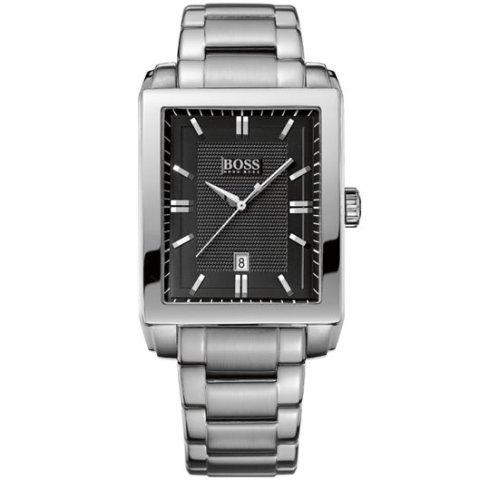 Hugo Boss - 1512773 - Montre Homme - Quartz Analogique - Cadran - Bracelet Acier Argent