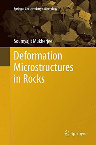 Deformation Microstructures in Rocks (Springer Geochemistry/Mineralogy)