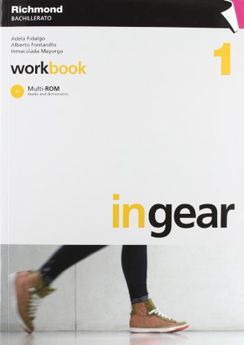 In Gear Workbook 1 Bachillerato Richmond - 9788466812078