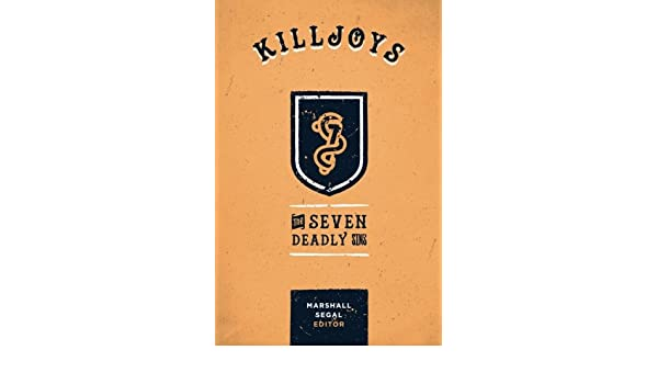 buy killjoys the seven deadly sins book online at low prices in