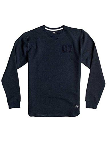 Herren Sweater DC Woodend Sweater Blue Iris