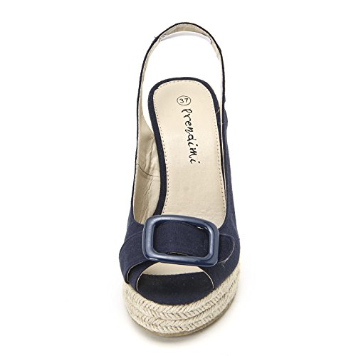 PRENDIMI by Scarpe&Scarpe - Zeppe Donna Blue