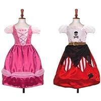 Travis designs & principessa pirata (reversibile), Costume