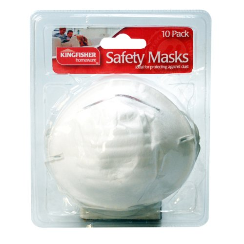 Dust Face Mask by Kingfisher