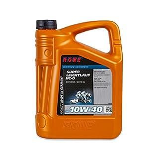 ROWE HIGHTEC SUPER LEICHTLAUF SAE 10W-40 HC-O, 5 Liter