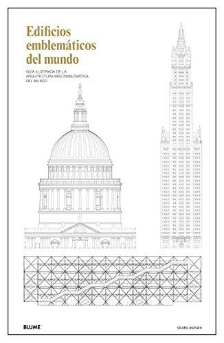 Edificios emblemáticos del mundo por Studio esinam