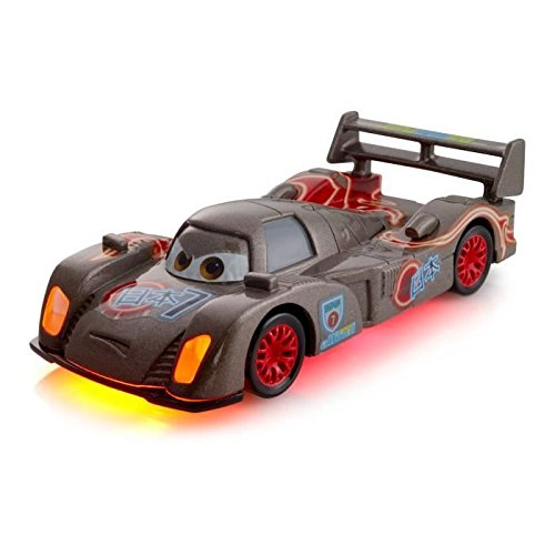 Disney Pixar Cars Neon Racer Light-Up Shu Todoroki
