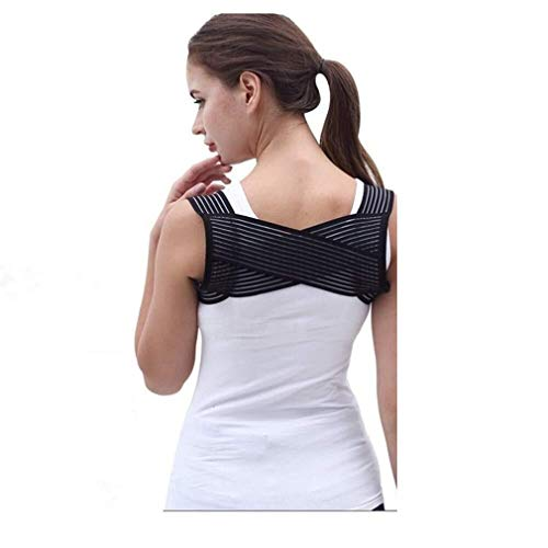 Electroestimulador abdominal Entrenador De Postura For Hombres O Mujeres Postura For La Espalda For...