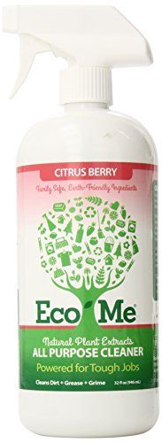 Eco-Me All Purpose Cleaner, Citrus Berry, 32 Fluid Ounce