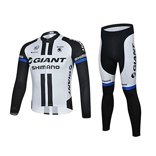 Strgao 2016 Herren Radtrikots Radjacke Langarm Radhose Fahrradhose Pro Rennen Team giant MTB Radbekleidung Radfahren Anzug cycling jersey pants set suit